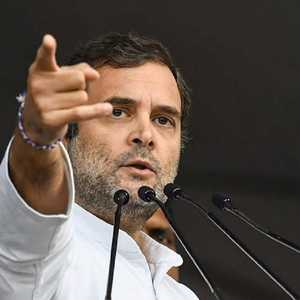 Rahul Gandhi lashed out at the Modi government over the Farmers Bill, said - farmers are slaves of the capitalists ...