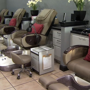 Nail salons get OK from California to operate indoors
