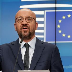 EU chairman delays summit to Oct. 1-2 after going into quarantine