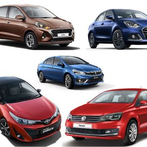 From the Volkswagen Vento to the Maruti Ciaz, the 7 sedan is getting a discount of up to ₹ 1.95 lakh this month, with the cheapest model priced at ₹ 5.39 lakh.