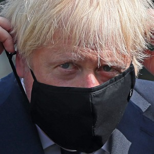 What time is Boris Johnson's announcement today, and what will he say?