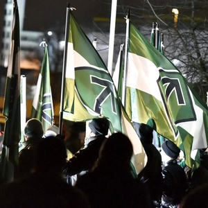 Legal proceedings The Supreme Court ordered the liquidation of the Nordic Resistance