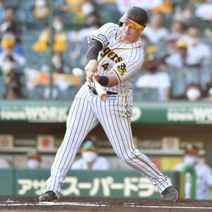 Hanshin succeeds in reversing with Bohr's No. 14 solo and timely hits --Professional Baseball: Nikkan Sports