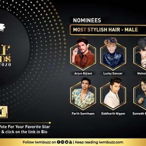 Vote Now: Who has the Most Stylish Hair (Male)? Siddharth Nigam, Mohsin Khan, Lucky Dancer, Parth Samthaan, Arjun Bijlani, Sumedh Mudgalkar