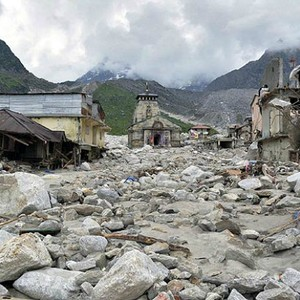 2013 disaster: four skeletons found in Kedarnath, 3183 people still missing