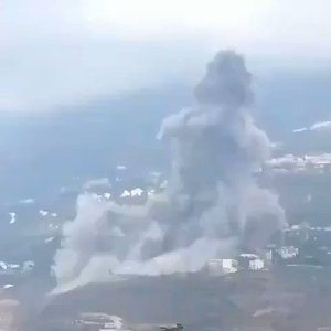 Arms depot of Iran-backed Hezbollah explodes in Lebanon, source says