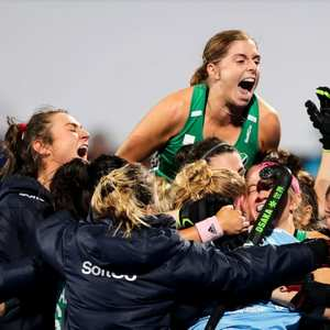 """Katie Mullan: """"We're seeing the next twelve months as an opportunity for us. It's a blessing."""""""