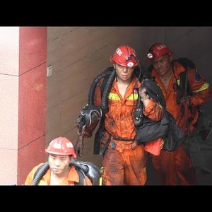 17 trapped in a coal mine in SW China's Chongqing