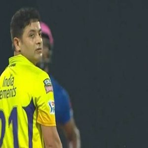 'Well Deserved Half-Century' CSK Fan Trolls Piyush Chawla After Spinner Attains Unwanted Feat In RR Clash