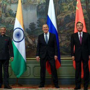 Filipe Figueiredo | India, China, Russia and the Triple Alliance of the Great War
