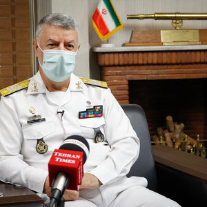 Rear Admiral Khanzadi: Sooner or later Arab states will be left with no allies