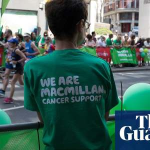 Cancer charity Macmillan plans to axe 310 jobs after pandemic hit funding