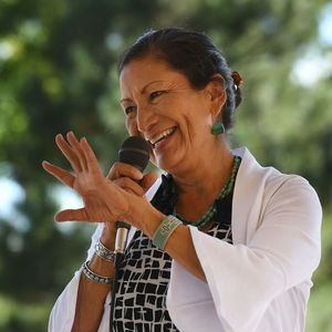 [Opinion] Q&A: Rep. Deb Haaland shares why voting is an obligation to our ancestors