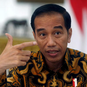 Indonesia president warns over super-power tensions in U.N. address