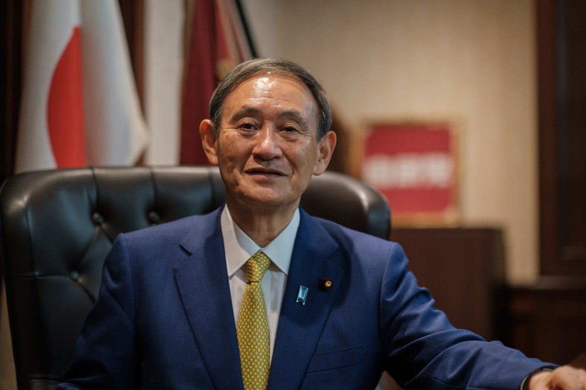 Yoshihide Suga elected as Japan's first new prime minister in 8 years