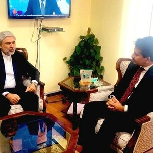 Tehran-Islamabad confer on development of common ties