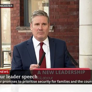 Keir Starmer: Labour must 'get serious about winning'