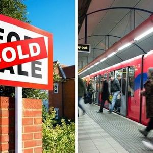 House prices: The cheapest London commuter belt areas to buy a property