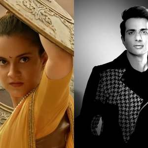 Sonu Sood told why Manikarnika had left - my 80 percent scenes were cut, sad but could not say anything