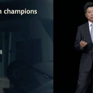 Huawei chairman calls on suppliers to help survive US crackdown