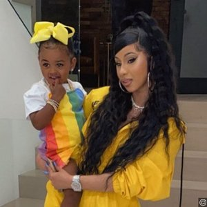 Cardi B Teases 'Cute Baby Stuff' on Daughter Kulture's Instagram Account