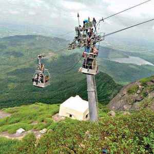 Asia's largest Girnar ropeway project; Reach the temple from the foothills in just 7 minutes