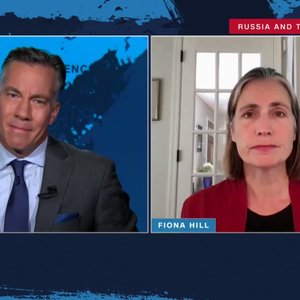 Trump's ex-Russia adviser Fiona Hill: US increasingly seen as 'object of pity'