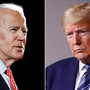 Trump, Biden fight to define campaign's most pressing issues