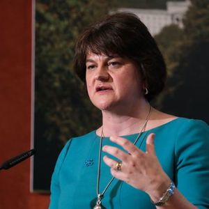 Arlene Foster: A two-week period of full lockdown cannot be ruled out to curb virus spread