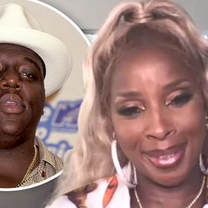 Mary J. Blige recalls first time she met 'sweet' The Notorious B.I.G.