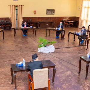 CPN Secretariat meeting postponed