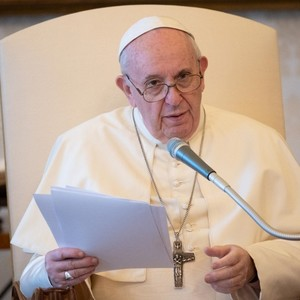 Pope Francis asks protesters to be peaceful, and authorities to respect rights