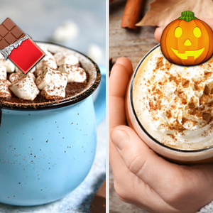 Are You More Like Hot Chocolate Or A Pumpkin Spice Latte?