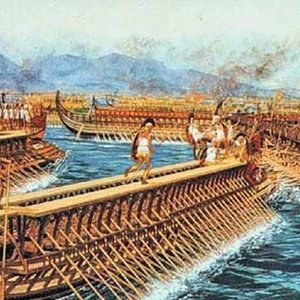 Battle of Salamis: How the Greeks defeated the Persians and due to ... weather - The original research of Christos Zerefos