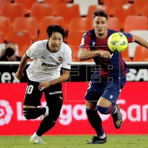 Valencia footballer Lee Kang-in in high demand internationally