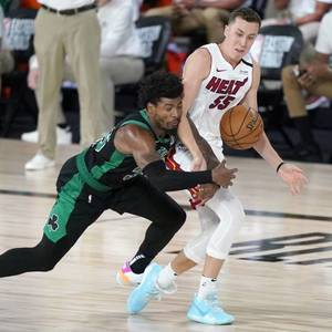 Heat say they've got to be better at the start vs Celtics