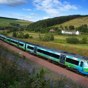 Fifth anniversary of the opening of the Borders Railway