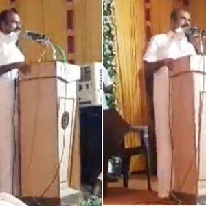 Kanyakumari by-election: The winning BJP candidate will definitely be the Union Minister. Murugan