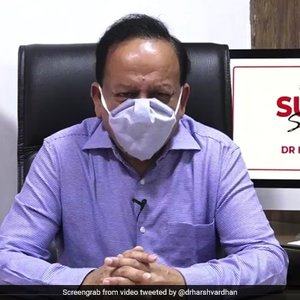 Health Minister Harsh Vardhan Says 'AB-PMJAY Has Provided Free Treatment to Over 1.26 Crore Beneficiaries Since Its Launch'