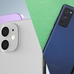 Samsung Galaxy S20 FE vs. iPhone 12: Has Apple's phone met its match?
