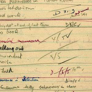 'Complete idleness' - John Lennon's detention sheets up for auction