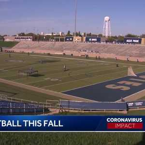UC Davis football coach: We want players to be safe