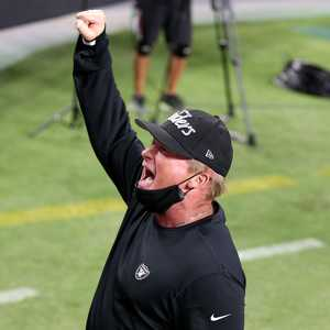 Report: Jon Gruden, Sean Payton rack up $700K in fines for mask violations on 'Monday Night Football'