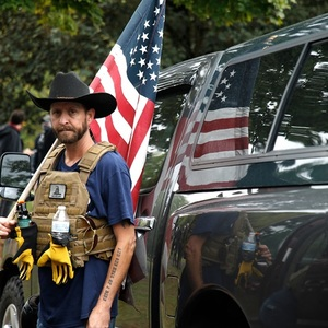 Proud Boys draw smaller-than-expected crowd to Portland as city hopes for calm