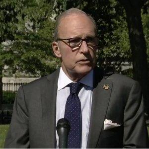 Kudlow: US Has Regained Control of Virus