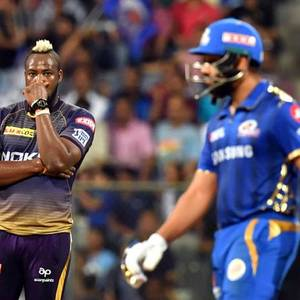IPL 2020: Watch KKR's Andre Russell at His Devastating Best Ahead of Opening Match Against Mumbai Indians