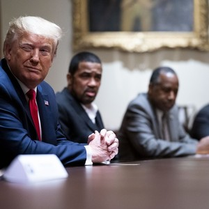 In desperate effort to attract Black voters, Trump continues to insist he's their one true savior