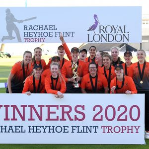 Vipers win Heyhoe Flint Trophy