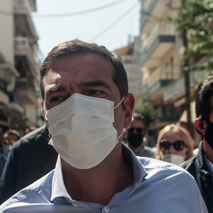 Tsipras from Karditsa: 'With 5 and 8 thousand is not the problem - Aspirins the government's measures'