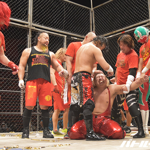 The wire mesh battle of DRAGON GATE is a big upheaval! KAI is a betrayal heel turn! Ultimo Dragon rescues Masato Yoshino, who will retire within the year, and demands withdrawal! ?? (Battle News) --Yahoo! News